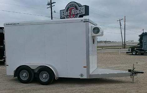 GOVI USA Cooler Trailer for mobile storage