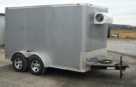 GOVI USA cooler Trailer