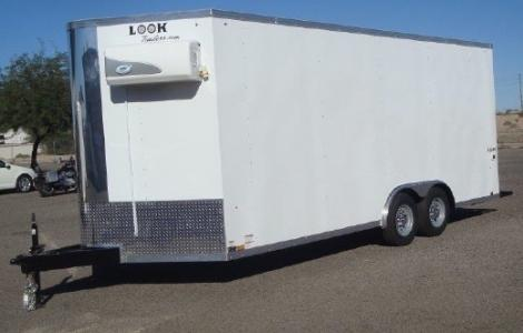 GOVI USA Cooler Trailer for concession business