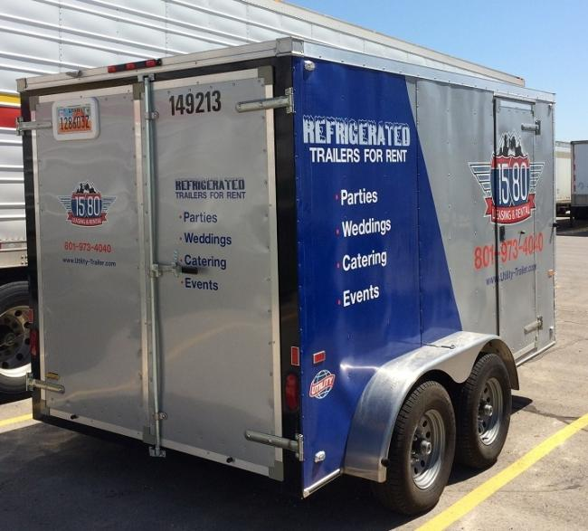 Refrigerated Trailer Sporting events
